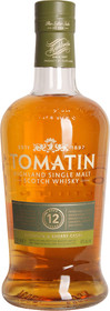 Tomatin 12 Year Old 750ml