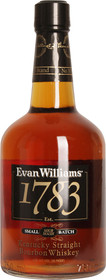 Evan William 1783 Bourbon 750ml