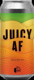 Boombox Juicy AF Hazy IPA 4 Pack 473ml