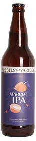 Fuggles & Warlock Apricot IPA 650ml