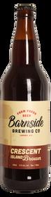 Barnside Crescent Island Brown Ale 650ml