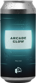 Boombox Arcade Glow Hazy Pale Ale 4 Pack 473ml