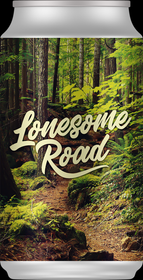 Howe Sound Lonesome Road Belgian Saison 4 Pack 355ml