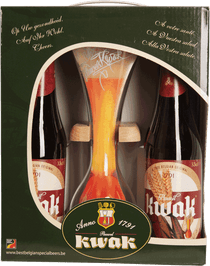 Pauwel Kwak Gift Pack 4 Can Pack