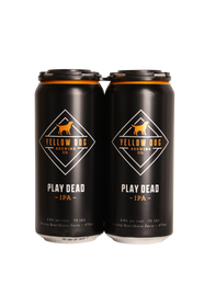 Yellow Dog Play Dead IPA 4 Pack 473ml