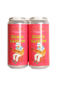 Andina Brewing Guava Saison 4 Pack 473ml