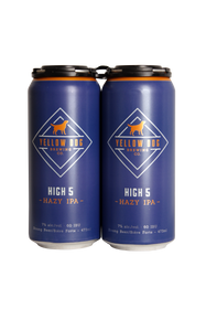 Yellow Dog High 5 Hazy IPA 4 Pack 473ml