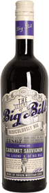 Big Bill 2018 Cabernet Sauvignon 750ml