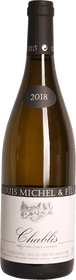 Louis Michel & Fils 2018 Chablis 750ml