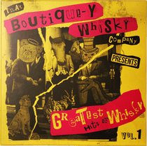 That Boutique-Y Whisky Company Greatest Hits of Whiskey 10 Pack