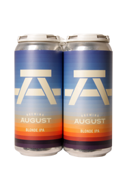 Brewing August Blonde IPA 4 Pack 473ml