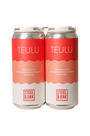 Steel & Oak Teulu IPA 4 Pack 473ml
