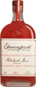 Sheringham Rhubarb Gin Liqueur 750ml