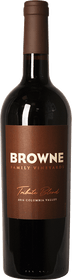 Browne Family 2016 Columbia Valley Tribute Red Blend 750ml