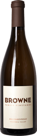 Browne Family 2016 Columbia Valley Chardonnay 750ml