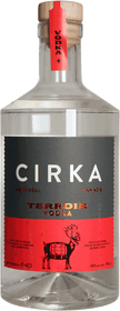 Cirka Vodka Terroir 750ml