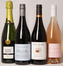 Women, Wine & A Getaway Flight Wine Package