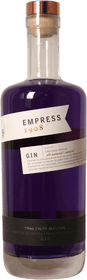 Victoria Distillers Empress 1908 Gin 750ml