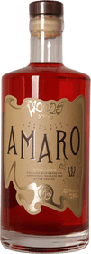 "The Woods Spirit Co. ""Barrel Aged"" Amaro 750ml"