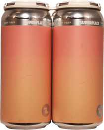 Superflux Easy Tiger Pale Ale 4 Pack 473ml