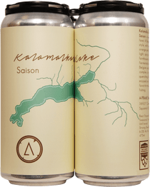 A-Frame Kalamalka Lake Saison 4 Pack 473ml