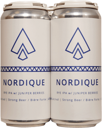Ile Sauvage Nordique Rye IPA w/Juniper Berries 4 Pack 473ml