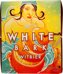 Driftwood White Bark Witbier 4 Pack 473ml