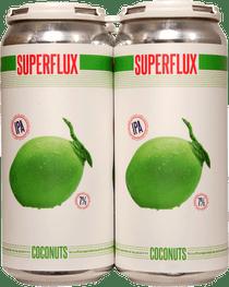 Superflux Coconuts IPA 4 Pack 473ml