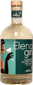 Elena Gin London Dry In Langa Style 750ml