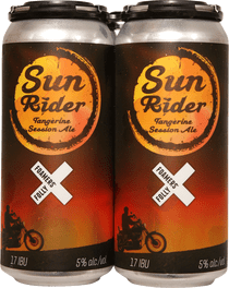Foamers' Folly Sun Rider Tangerine Session Ale 473ml