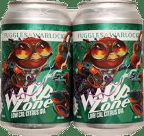 Fuggles & Warlock Warp Zone Low Cal Citrus IPA 6 Pack 355ml