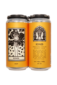 House of Funk Ignis Smoked Sour Wheat Ale 4 Pack 473ml