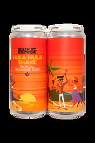 Main St. Hula Hula Shake Tropical Milkshake Sour 4 Pack 473ml