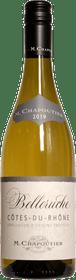 Chapoutier 2019 Cotes du Rhone Belleruche Blanc 750ml