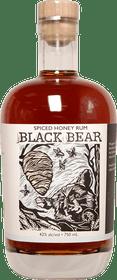 """De Vine """"Black Bear"""" Spiced Honey Rum 750ml"""