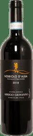 Abrigo Giovanni 2018 Nebbiolo d'Alba 750ml