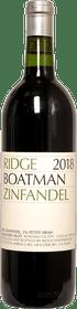 Ridge 2018 Boatman Zinfandel 750ml