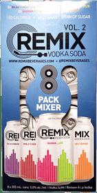 Remix Vol 2 Mixed 8 Pack 355ml