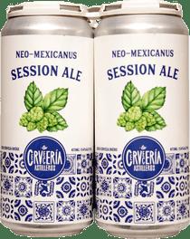 Cerveceria Astilleros Session Ale 4 Pack 473ml