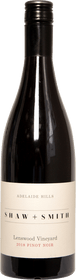 "Shaw & Smith 2018 Pinot Noir ""Lenswood Vineyard"" 750ml"