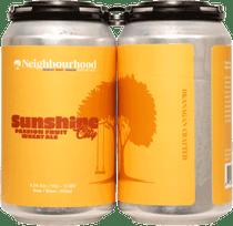 Neighbourhood Sunshine City Wheat Ale 6 Pack 355ml