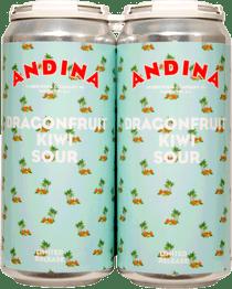 Andina Brewing Recuerdo Dragonfruit Sour 4 Pack 473ml
