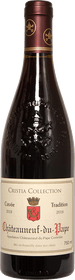 Cristia Collection 2018 Chateauneuf du Pape 750ml