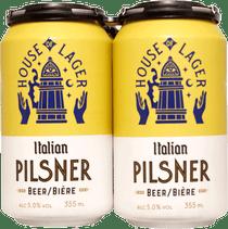 House of Funk Italian Pilsner 6 Pack 355ml