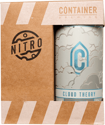 Container Brewing Cloud Theory Nitro IPA 4 Pack 473ml