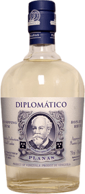 Diplomatico Planas Ron Blanco Extra Anejo 750ml
