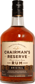 St. Lucia Chairmans Reserve Rum 750ml