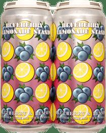 Powell Brewery Blueberry Lemondae Stand 4 Pack 473ml
