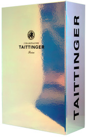 Taittinger Gift Box & 2 Glasses 750ml