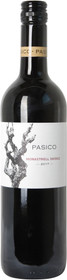 Pasico 2017 Monastrell Shiraz 750ml